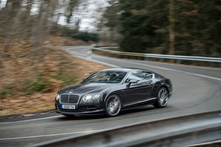 BENTLEY CONTINENTAL GT COUPE 6.0 W12 [635]