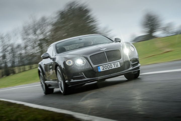 BENTLEY CONTINENTAL GT COUPE 6.0 W12 [590]