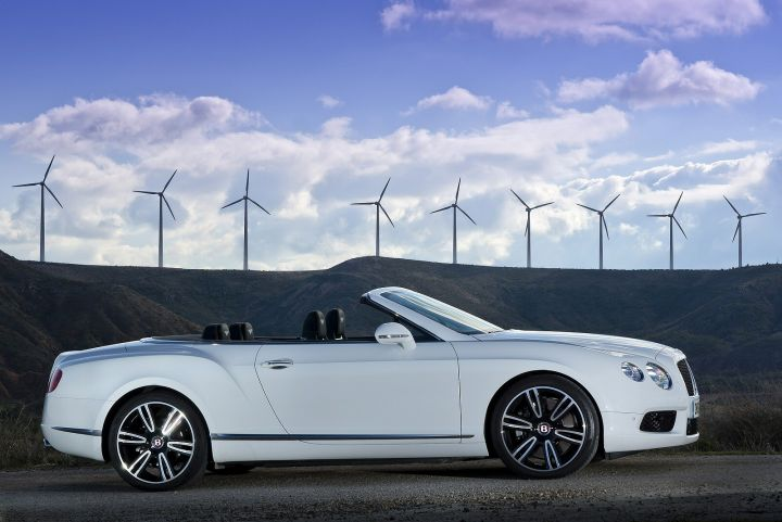 BENTLEY CONTINENTAL GTC CONVERTIBLE 6.0 W12 [635]