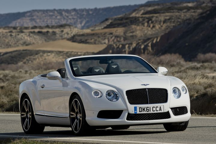 BENTLEY CONTINENTAL GTC CONVERTIBLE 6.0 W12 [590]