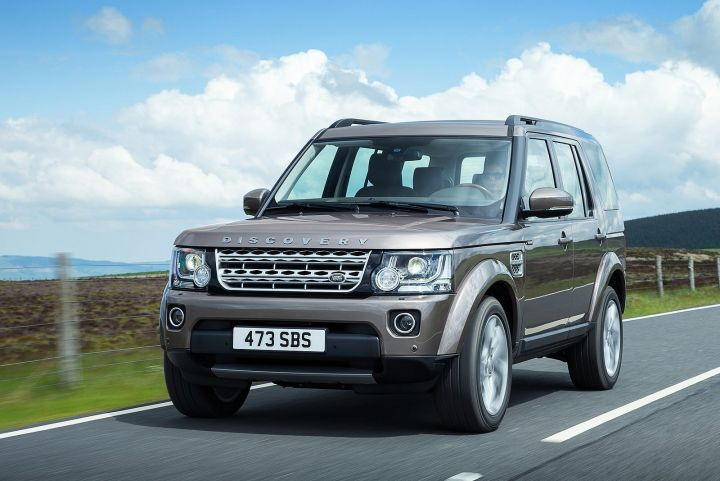 LAND ROVER DISCOVERY DIESEL SW 3.0 SDV6