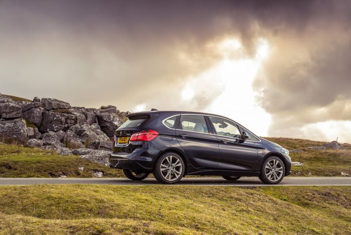 BMW 2 SERIES DIESEL ACTIVE TOURER 216d