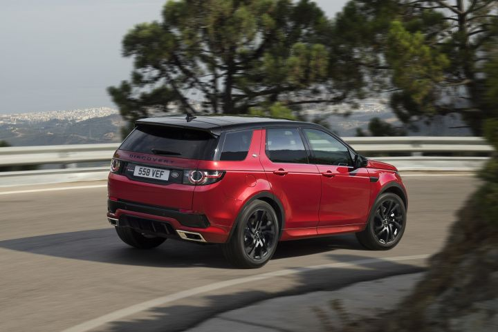 LAND ROVER DISCOVERY SPORT DIESEL SW 2.0 TD4