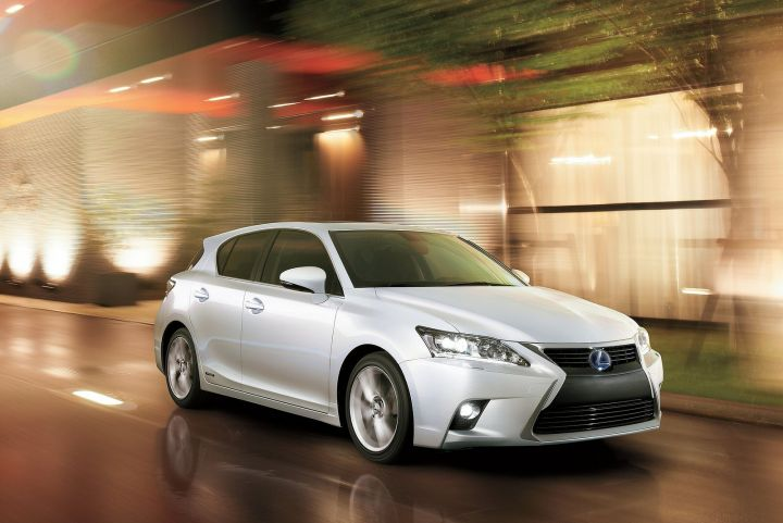 LEXUS CT HATCHBACK 200h 1.8