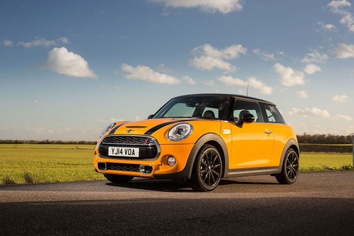 MINI HATCHBACK 2.0 Cooper S 3dr