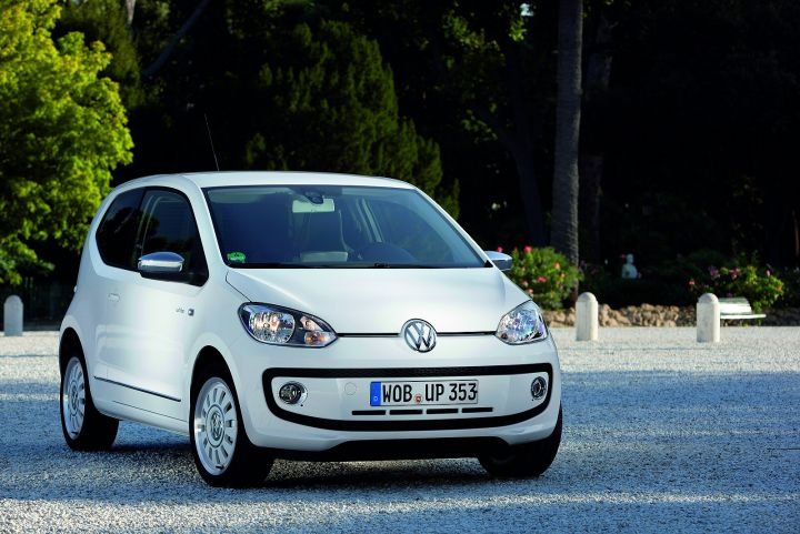 VOLKSWAGEN UP HATCHBACK 1.0 3dr