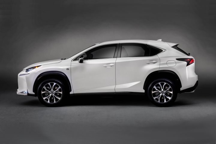 LEXUS NX ESTATE 200t 2.0