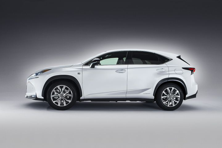 LEXUS NX ESTATE 300h 2.5