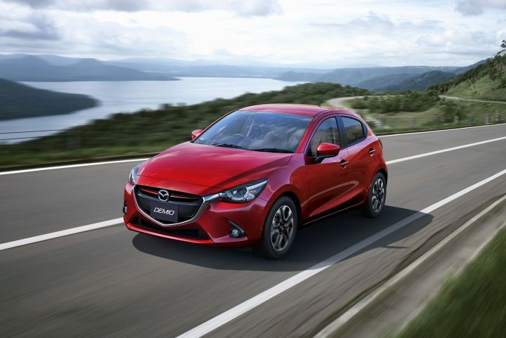 MAZDA MAZDA2 HATCHBACK SPECIAL EDITIONS 1.5 Red Edition