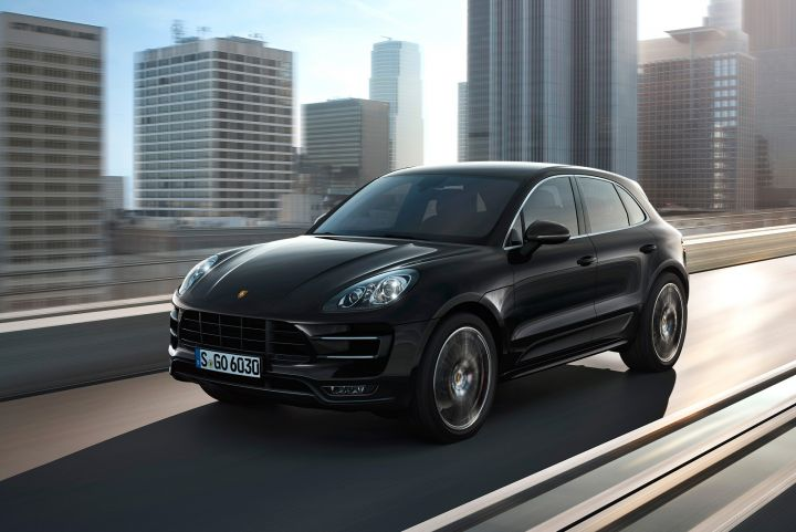 PORSCHE MACAN ESTATE 5dr