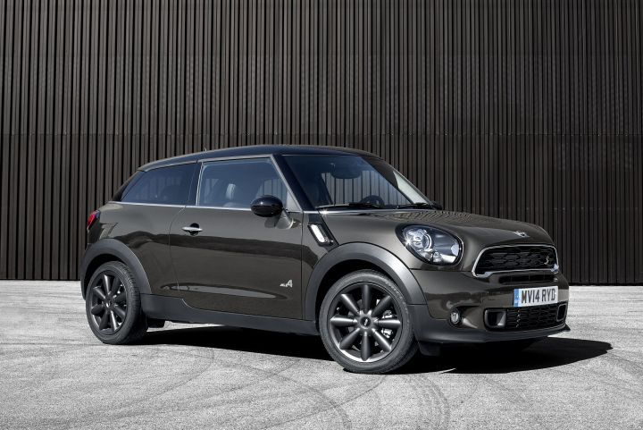 MINI PACEMAN COUPE 1.6 Cooper