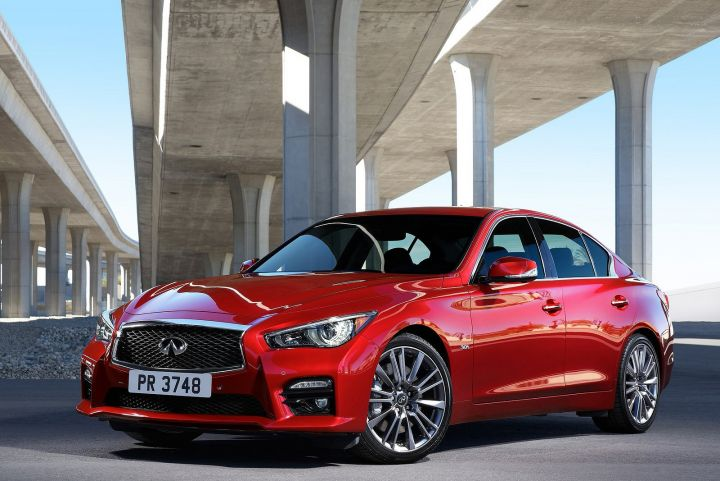 INFINITI Q50 DIESEL SALOON 2.2 CDi Executive