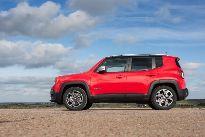 JEEP RENEGADE HATCHBACK SPECIAL EDITION 1.6 Multijet