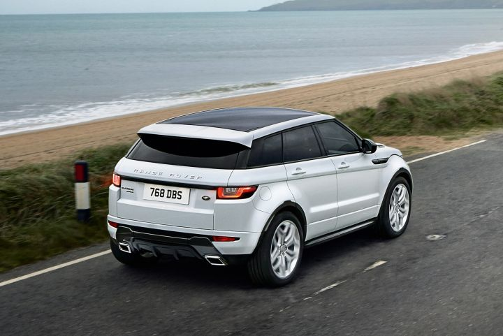land rover range rover evoque hatchback special edition 2 0 td4 ember special edition 5dr auto. Black Bedroom Furniture Sets. Home Design Ideas