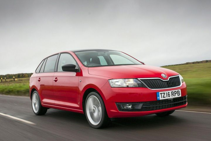 SKODA RAPID SPACEBACK HATCHBACK 1.2 TSI 110