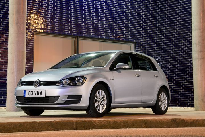 VOLKSWAGEN GOLF HATCHBACK 1.0 TSI
