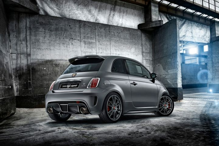 ABARTH 695 HATCHBACK SPECIAL EDITION 1.4 T-Jet