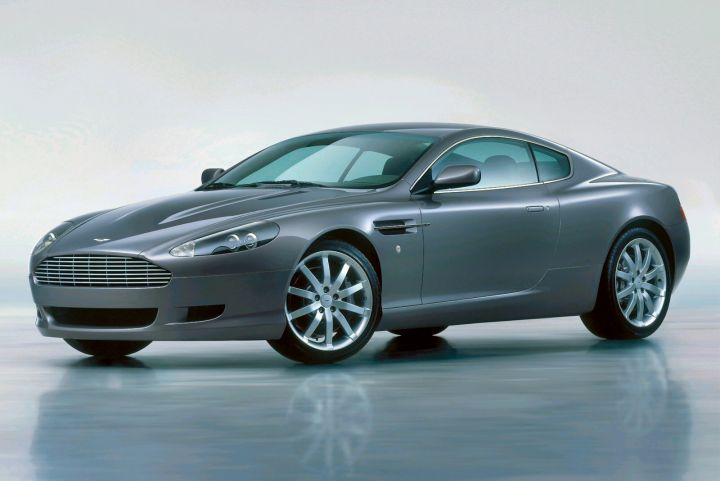 ASTON MARTIN DB9 COUPE SPECIAL EDITION V12