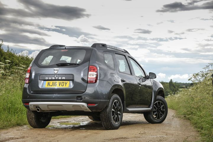 DACIA DUSTER DIESEL ESTATE 1.5 dCi 110 4X4