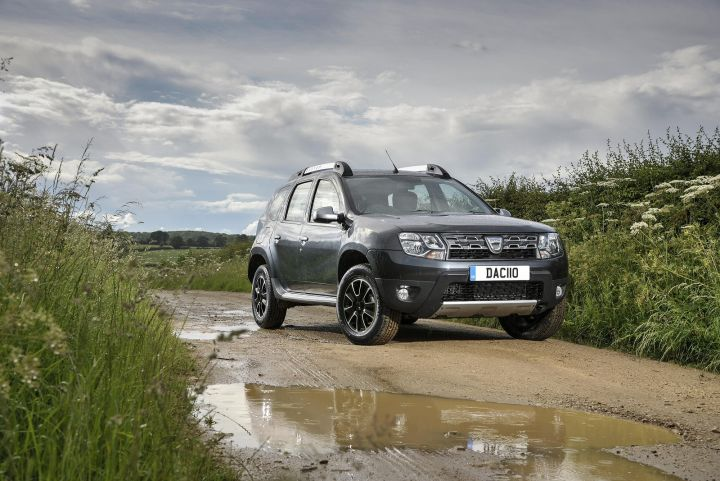 DACIA DUSTER DIESEL ESTATE 1.5 dCi 110