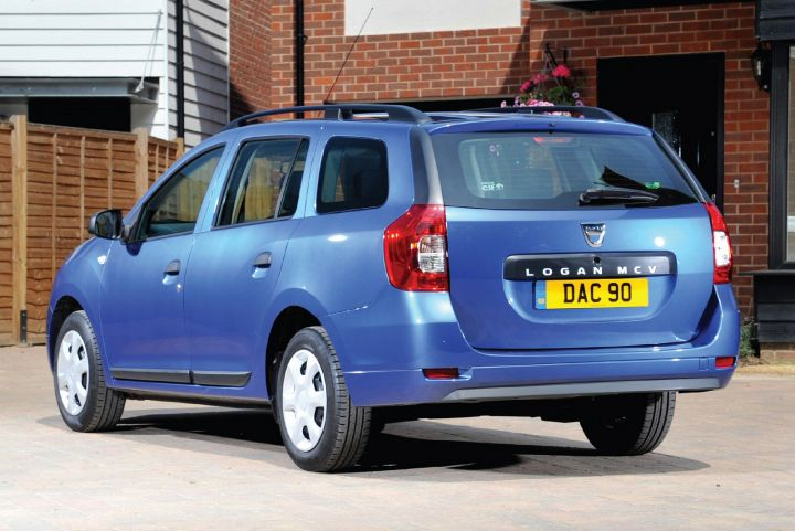 DACIA LOGAN MCV ESTATE 1.2 16V 75