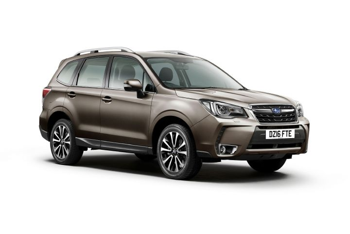 SUBARU FORESTER ESTATE 2.0 XE
