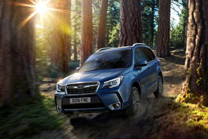 SUBARU FORESTER DIESEL ESTATE 2.0D XC