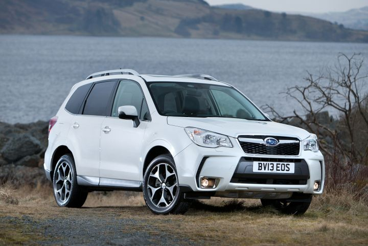 SUBARU FORESTER ESTATE 2.0 XT