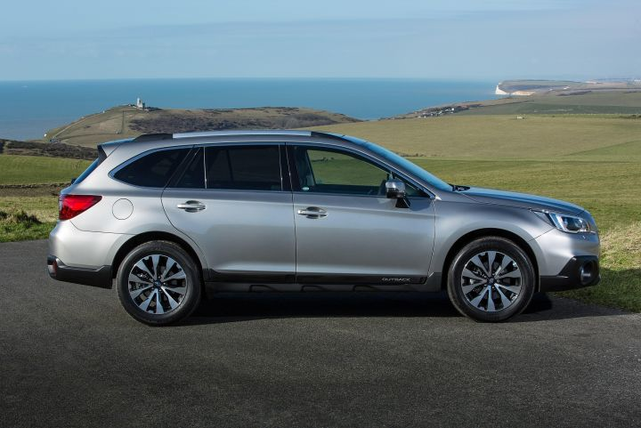 SUBARU OUTBACK ESTATE 2.5i