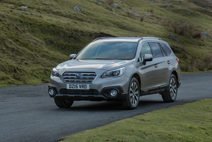 SUBARU OUTBACK DIESEL ESTATE 2.0D
