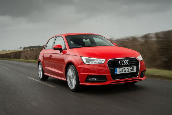 audi a1 sportback 1 4 tfsi s line 5dr s tronic. Black Bedroom Furniture Sets. Home Design Ideas